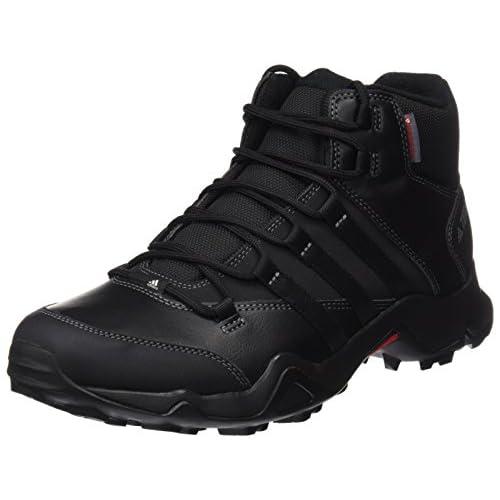 41YJQ6zMk3L. SS500  - adidas Men's Terrex Ax2r Beta Mid Cw High Rise Hiking Boots