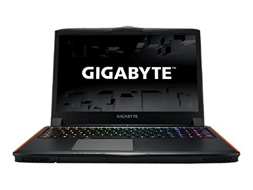Gigabyte P56 x TV7 de022t Note Book (16GB Memoria, processore Intel Core i7)