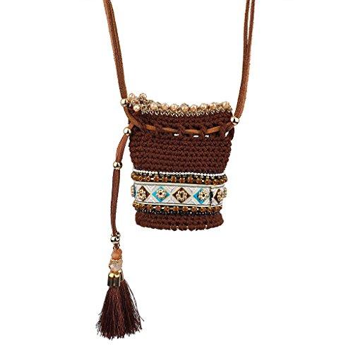 lux-accessoires-marron-blanc-multi-navajo-pochette-collier-femme