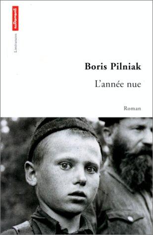 L'Année nue par Boris Pilniak