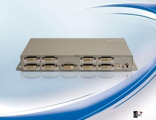 purelink-ds0010-8-purex-serie-high-end-1-x-8-dvi-splitter-con-amplificatore-di-segnale-integrato