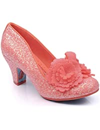 af44c637b462 Irregular Choice - Banjolele - Orange - MID Heels