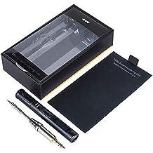 Seasaleshop Soldador Kit eléctrico Kit de Soldadura Soldador USB gráfico OLED portátil soldar cortaalambres para Varios
