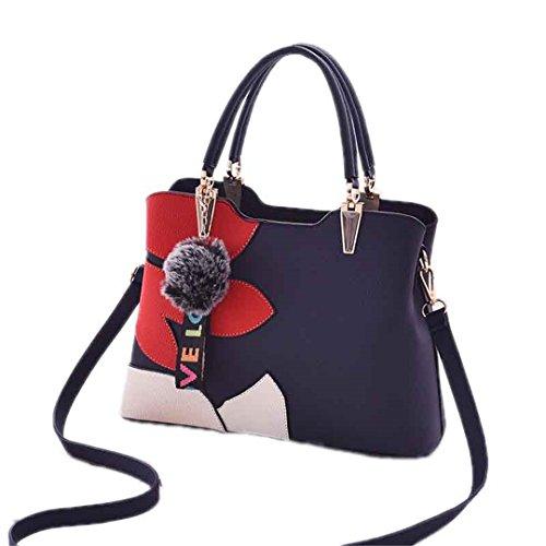 Frauen Taschen Großhandel Handtaschen Einfache Wild Bequeme Beiläufige Großzügige Natürliche Persönlichkeit Klassische Jf1820 purple 32x22x16cm
