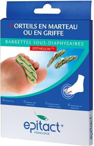 epitact® Zehen-Druckschutzpolster mit Epithelium (S - Damen Schuhgröße 36-41)