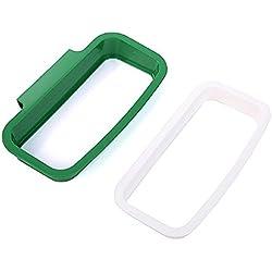 Laat colgantes recogida bolsa soporte de bolsas de plástico para puerta de armario de cocina armario almacenamiento rack