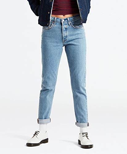 Levis 501 Skinny Womens Jeans 30W x 30L Small Blessings - Levis 501 Jeans Womens