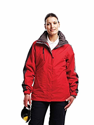 RG141 Womens Chadwick 3-in-1 Jacket Damen Outdoorjacke Navy-Black-Navy