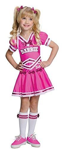(Barbie Cheerleader Toddler)
