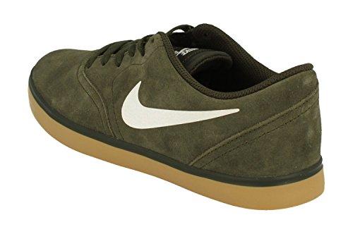 Nike SB Check, Scarpe da Skateboard Uomo Sequoia White Gum Light Brown 312