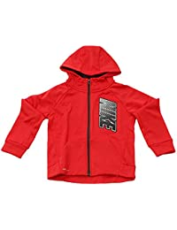 367781ea3a1b3 Nike Veste à Capuche pour Enfant garçon Rouge 2T