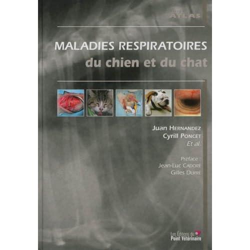 Maladies respiratoires du chien et du chat