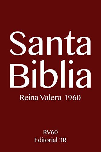 Santa Biblia (Reina Valera 1960 RV60) Con índice activo por cada libro