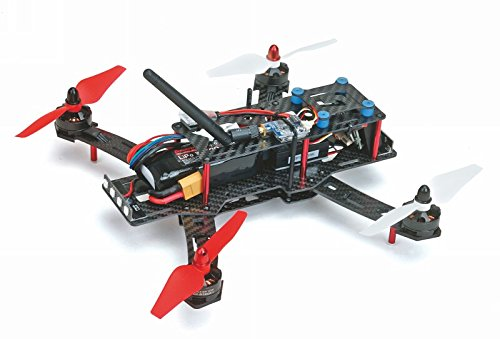 Graupner 16520.RTF - Quadrocopter ALPHA 250Q Race RTF - 5