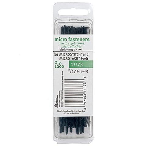 Generisches MS11173-0 MICRO BINDER SCHWARZ 4.4mm