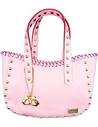 I Define You Latest Trend PINK Color Party Wear Handbag & Sling Bag For Girls And Women's