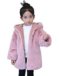 brand new 06d2d 44718 Suchergebnis auf Amazon.de für: kunstpelz mantel - Mädchen ...
