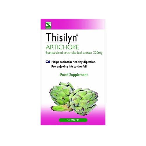 Schwabe Thisilyn Artichok 30 Tablets Test