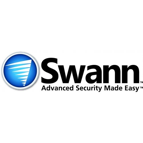 Swann coshd-d1080X 1CCTV Security Camera Innen weiß und außen Pad--Kameras (CCTV Security Camera, innen und außen, pelco-p/D, Pad, Weiß, Wand)