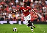 Générique Anthony Martial Manchester United Football Affiche 11059 (A3-A4-A5) - A5