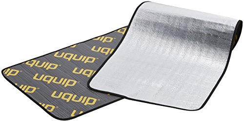 Uquip Isomatte Flexy 190 - Schutz vor Kälte und Nässe (190x 55cm)