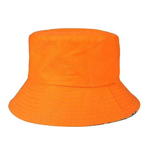 XinFeng Fashion Flat Top Cap Sun Hat Cotton Cap Orange 56-63cm Green Velvet Top Hat