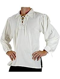 polo T camicie shirt it Camicie Amazon e camicia medievale Ix8YzwwqT