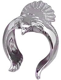 Impression 1 PCS Anillos Anillo alas de águila Anillo de diamantes de Moda Anillo de Cristal