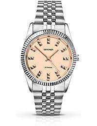 SEKONDA 2088.27 - Reloj de pulsera para mujeres, color plata