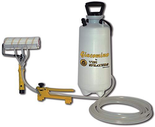 Volpi & bottoli wgs02 pompa per tinteggiare giacomino con rullo