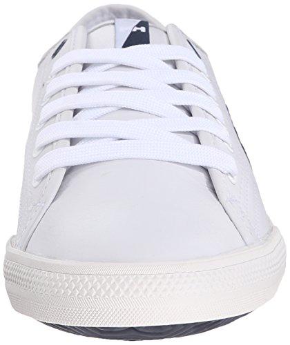 Helly Hansen FJORD Herren Sneakers Weiß (001 WHITE / NAV)