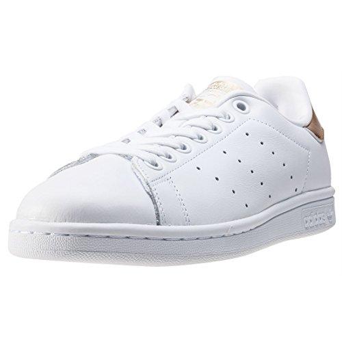 adidas Originals Adistar Racer, Baskets mode homme blanc or