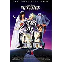 BeetleJuice Mini Poster 28 cm x43cm 11inx17in Movie Poster