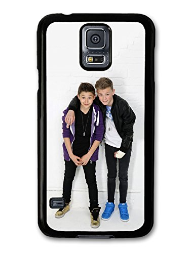bars-and-melody-boyband-leondre-devries-charlie-lenehan-standing-cast-custodia-per-samsung-galaxy-s5