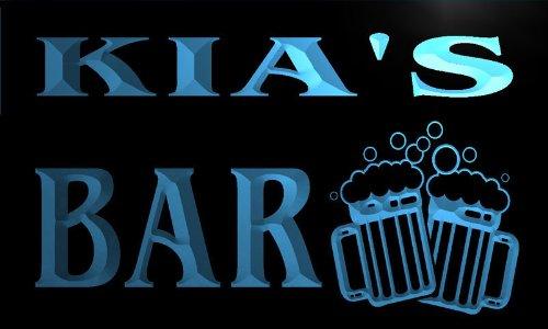 w048239-b-kia-name-home-bar-pub-beer-mugs-cheers-neon-light-sign