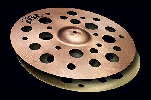 Paiste PST-X Swiss Hats 10 Zoll Effekt-Becken (Paar)