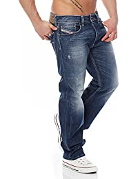 Diesel Larkee-Relaxed 008B9 Homme jeans