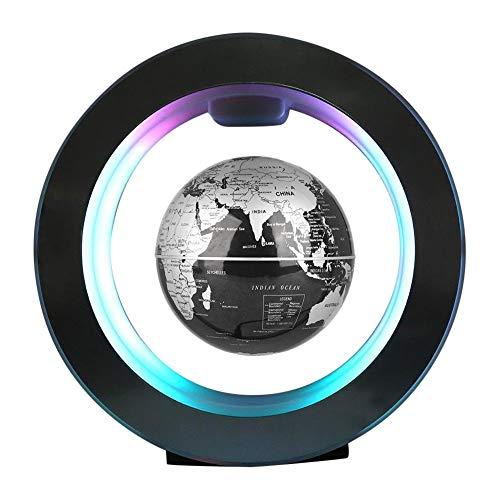 Magnetische Levitation Globe, 4 '' Circular Frame Schwimmende Rotating Levitating Globe