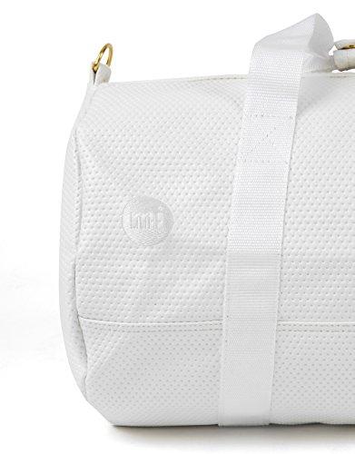 mi pac Perf Duffel Bag weiß - Perfect White