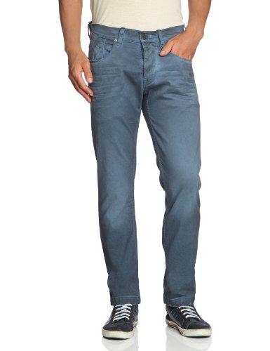 FREEMAN T.PORTER - Pantalon Homme Bleu - Blau (F586-32 smoky blue L32)