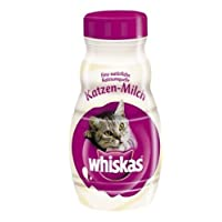 Whiskas Katzenmilch laktose und fettreduziert 6x200ml