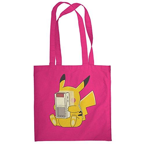 Texlab–Gioco Chu–sacchetto di stoffa Pink