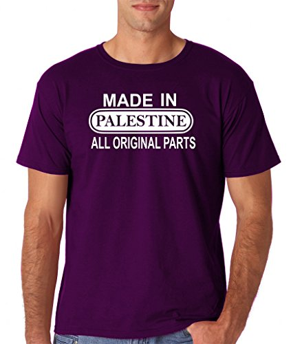 Daataadirect Herren T-Shirt Violett