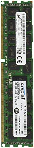 Crucial ECC 16 GB DDR3L PC3-12800 (CT16G3ERSLD4160B) lowest price