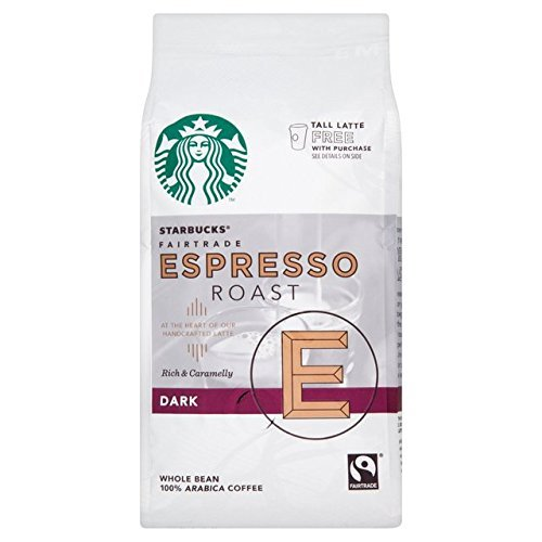 A photograph of Starbucks Espresso