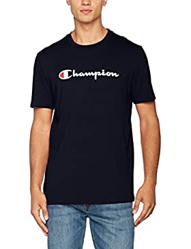 Champion Herren Crewneck T-Shirt-Institutionals