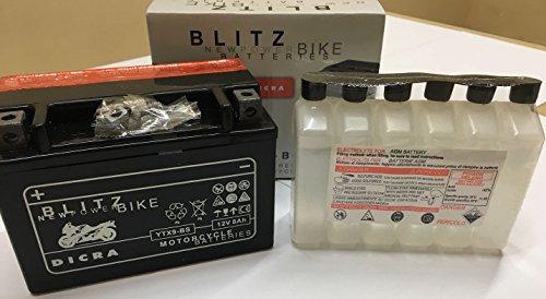 Dicra Batteria Moto YTX9-BS