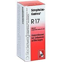 Scrophulae Gastreu R 17 Tropfen zum Einnehmen 50 ml preisvergleich bei billige-tabletten.eu