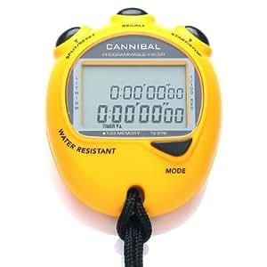 Cannibal - CS188-18 - Montre de Poche Mixte - Quartz - Analogique - Alarme/Compte à rebours/Temps intermédiaires/Chronomètre