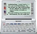 Sharp PW-E310 elektronisches Wörterbuch, Oxford Großwörterbuch Englisch, Oxford Thesaurus